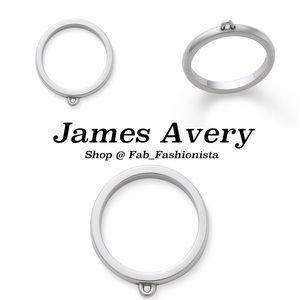 James Avery dangle charm Ring